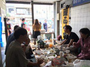 軒先カフェ